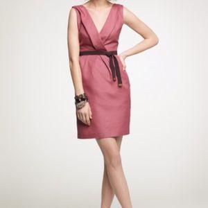 JCREW   AVELINE IN COTTON CADY DRESS